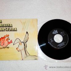 Discos de vinilo: LA GALLINA MARCELINA , ED YUPY 1972 , CUENTO INFANTIL. Lote 34256098
