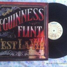 Discos de vinilo: LP-MCGUINNESS FLINT-CEST LA VIE. Lote 34262021