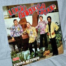 Discos de vinilo: LUCIO BARBOSA GROUP - LP VINILO 12'' - 12 TRACKS - ABBA, OTTIS REDDING COVER VERSION - FONAL 1975. Lote 34270307