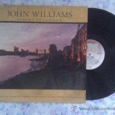 Discos de vinilo: LP-JOHN WILLIAMS-ECHOES OF LONDON. Lote 34271221