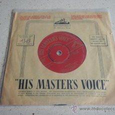 Disques de vinyle: MARIO LANZA & ORCHESTRA CONDUCTED BY RAY SINATRA ( GRANADA - LOLITA ) ENGLAND SINGLE45 HMV. Lote 34271509