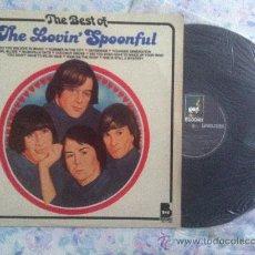 Discos de vinilo: LP THE LOVIN' SPOONFUL-THE BEST OF. Lote 34275769
