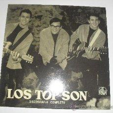 Dischi in vinile: LOS TOP-SON - HISTORIA DE LA MÚSICA POP ESPAÑOLA Nº 10 1984. Lote 198687956
