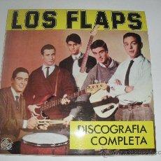 Discos de vinilo: LOS FLAPS - HISTORIA DE LA MÚSICA POP ESPAÑOLA Nº 13 1985. Lote 34278478