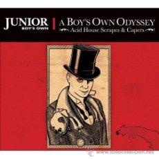 Discos de vinilo: A BOY'S OWN ODYSSEY; ACID HOUSE SCRAPES & CAPERS * 2LP * PRIMAL SCREAM / UNDERWORLD / HAPPY MONDAYS. Lote 34280457