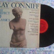 Discos de vinilo: LP RAY CONNIFF-THE PERFECT 10 CLASSICS. Lote 34284779