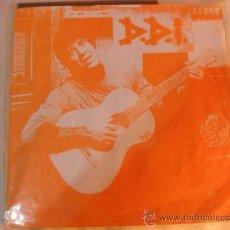 Discos de vinilo: D.D.I. HARDCORE PUNK ITALIANO, MINI LP CON 10 TEMAS Y FANZINE. Lote 34285784