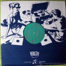 Discos de vinilo: V.A. LP ORDEN / DESORDEN - RECOPILATORIO MUNSTER - BRUJOS / FLASHBACK V / M. SCARPA/ VIVORAS ETC. Lote 34286469