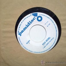 Discos de vinilo: SINGLE, PACO MICHEL, MARICARMEN + LA GALLINITA, DISCO PROMOCIAL . Lote 34293276