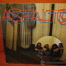 Discos de vinilo: ASFALTO -ASFALTO- LP 1983 CHAPA DISCOS EDIC. ESPAÑOLA. Lote 34299421