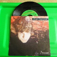 Discos de vinilo: MIKE OLDFIELD INNOCENT SINGLE DE VINILO PROMOCIONAL ESPAÑOL AÑO 1989 DISCO VERSION 2 TEMAS. Lote 34334933
