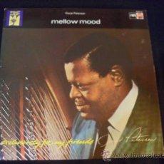 Discos de vinilo: OSCAR PETERSON. MELLOW MOOD. MPS 1981. Lote 34314203