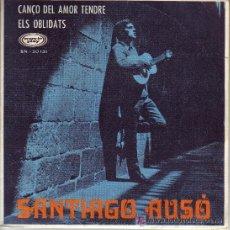 Discos de vinilo: SANTIAGO AUSÓ. Lote 34318395