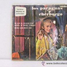 Discos de vinilo: LOS PARAGUAS DE CHERBURGO. Lote 34318416