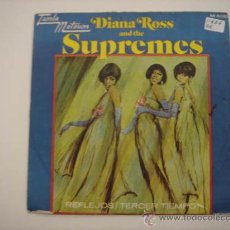 Discos de vinilo: SINGLE DIANA ROSS AND THE SUPREMES. Lote 34320720