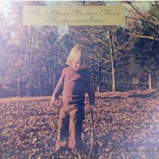 Discos de vinilo: ALLMAN BROTHERS-BROTHERS AND SISTERS. Lote 34327076