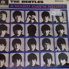 Beatles-a hard day's night(stereo 70's edition)