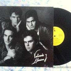 Discos de vinilo: LP-VALVERDE Y ALUCINA-QUE AUN ES TIEMPO. Lote 217447322