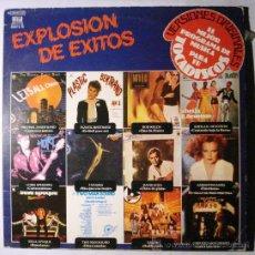 Discos de vinilo: EXPLOSION DE EXITOS - VERSIONES ORIGINALES - . Lote 34330068