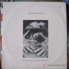 """Discos de vinilo: PAULINE MURRAY AND THE INVISIBLE GIRLS - DREAM SEQUENCES - MAXISINGLE DE 10"""" ILLUSIVE UK 1980. Lote 34330201"""