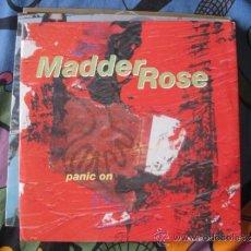 "Discos de vinilo: MADDER ROSE - PANIC ON - MAXISINGLE DE 10"" WEA UK 1994. Lote 34330348"