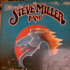 Discos de vinilo: STEVE MILLER BAND THE BEST. Lote 34342329