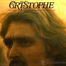 Discos de vinilo: LP CRISTOPHE (MAIN DANS LA MAIN, LA PETITE FILLE DU 3, MAL, EPOUVANTAIL, ETC). Lote 34348467