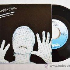 Discos de vinilo: AUTOPILOT - ESCAPING FROM A MAZE/NEW TERRAIN ¡¡NUEVO!! (CHRYSALIS SINGLE 1981) ESPAÑA. Lote 34351369