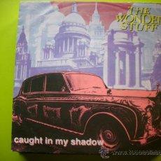 Discos de vinilo: THE WONDER STUFF - CAUGHT IN MY SHADOW / GIMME SOME TRUTH - SINGLE UK DE 1991. Lote 34353563