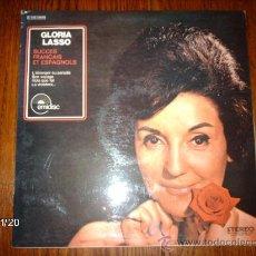 Discos de vinilo: GLORIA LASSO - SUCCES FRANÇAIS ET ESPAGNOLS . Lote 34354396