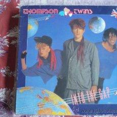 Discos de vinilo: THOMPSON TWINS - INTO THE GAP (LP, ARISTA, 1984). Lote 34416870
