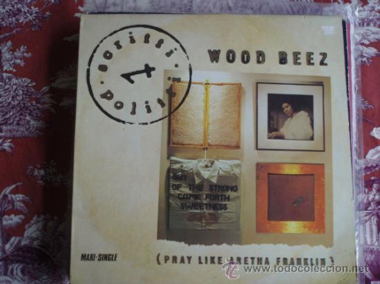 SCRITTI POLITTI - WOOD BEEZ (PRAY LIKE ARETHA FRANKLIN) (MAXISINGLE,VIRGIN,1984) (Música - Discos de Vinilo - Maxi Singles - Pop - Rock - New Wave Extranjero de los 80)