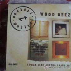 Discos de vinilo: SCRITTI POLITTI - WOOD BEEZ (PRAY LIKE ARETHA FRANKLIN) (MAXISINGLE,VIRGIN,1984). Lote 34416885