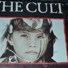 Discos de vinilo: VINILO THE COULT-TEMA: CEREMONY, AÑO 1.991. Lote 34352209