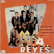 Discos de vinilo: LOS 4 REYES - BUENAS NOCHES CARIÑO + 3 EP SPAIN 1960 - VG+ / VG+. Lote 34358923