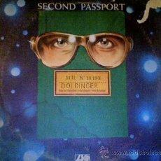 Discos de vinilo: PASSPORT-SECOND PASSPORT-. Lote 34375153