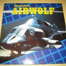 Discos de vinilo: AIRWOLF - GERMANY 1986. Lote 34380132