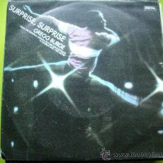 Discos de vinilo: SINGLE BSO A CHORUS LINE- SURPRISE, SURPRISE - GREGG BURGE PEPETO. Lote 34392038