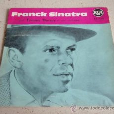 Dischi in vinile: FRANK SINATRA WITH TOMMY DORSEY ( BLUE SKIES - VIOLETS FOR YOUR FURS - EVERYTHING HAPPENS TO ME -. Lote 34381641
