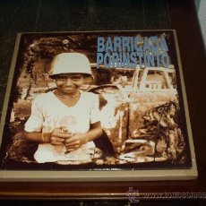Discos de vinilo: BARRICADA LP POR INSTINTO. Lote 34382243