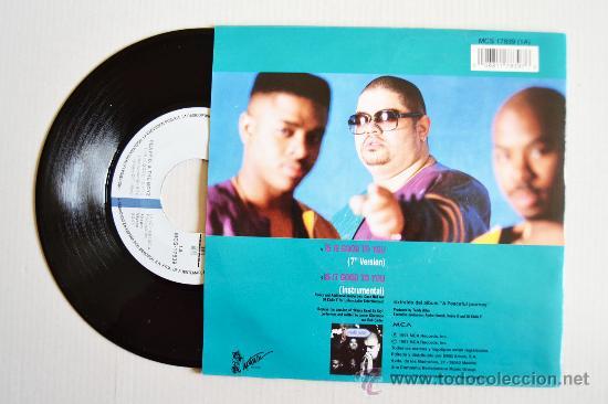 Discos de vinilo: HEAVY D AND THE BOYZ - Is It Good To You ¡¡NUEVO!! (MCA Single 1991) ESPAÑA - Foto 2 - 34389516