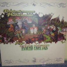 Disques de vinyle: POLYTOXICOMANE PHILHARMONIE.-PSYCHO ERECTUS.(PROG-PSYCH). Lote 34392542