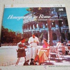 Discos de vinilo: RENATO CAROSONE & HIS MUSIC ( N'ACCORDE IN FA - ANEMA E CORE - TRE NUMERI AL LOTTO - MARUZZELLA ). Lote 34393407