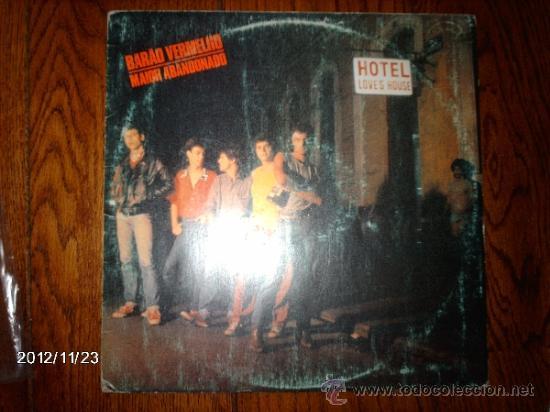 BARAO VERMELHO - MAIOR ABANDONADO (Música - Discos de Vinilo - Maxi Singles - Rock & Roll)