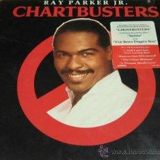 Discos de vinilo: RAY PARKER JR - CHARTBUSTERS - LP - ARISTA 1984 USA - N MINT. Lote 34403080