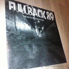 Discos de vinilo: LP VINILO FULLBACK 89 THE PATH YOU FOLLOW HARDCORE VALENCIA NYHC. Lote 35057345