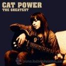 Discos de vinilo: LP CAT POWER THE GREATEST VINILO. Lote 159407738