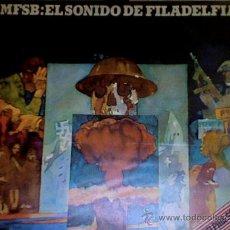Discos de vinilo: MFSB-SOUND OF PHILADELPHIA. Lote 34408587
