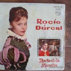 Discos de vinilo: ROCIO DURCAL EP - 4 TEMAS AUGUSTO ALGUERO. Lote 34412502