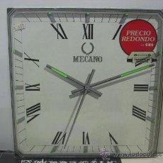 Discos de vinilo: MECANO - HOY NO ME PUEDO LEVANTAR + 11 - CBS 1982. Lote 132691543